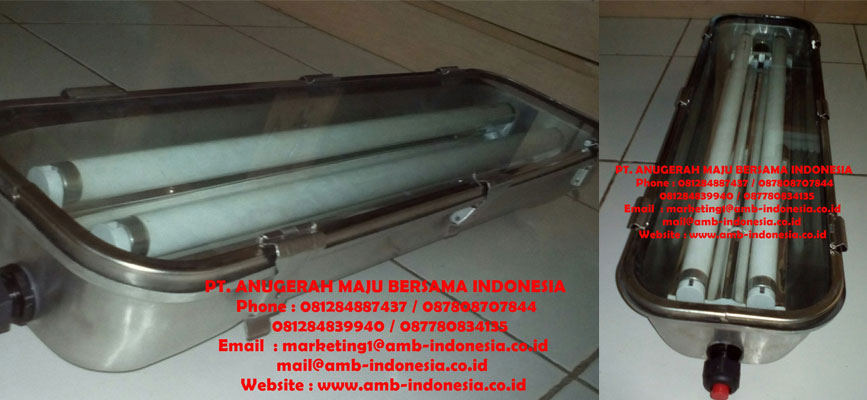 BJY Series Explosion-proof Lustration Light Fittings for Fluorescent Lamp Jakarta Indonesia