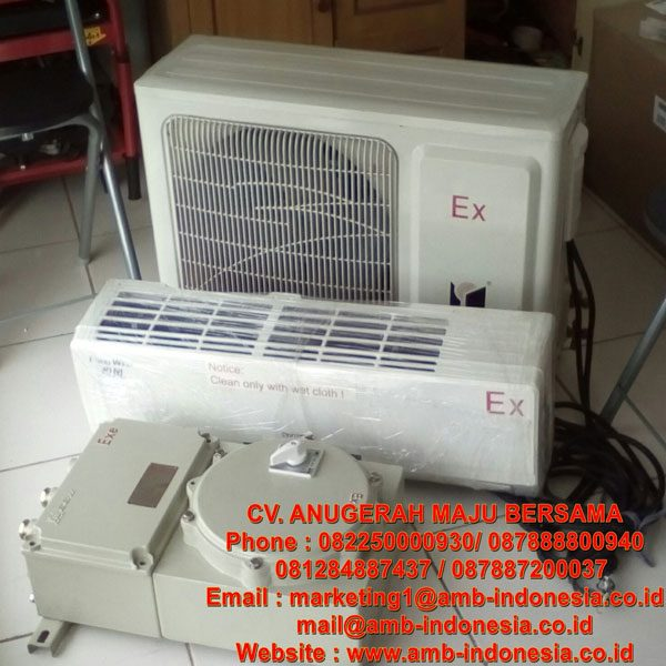 BKFR Explosion Proof Split Wall Air Conditioner