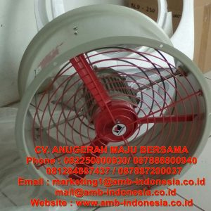 Blower Fan Explosion Proof