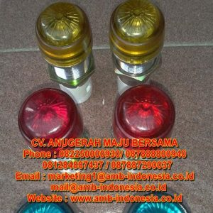 WAROM - ASP LED 24 Vdc Lamp Indicator