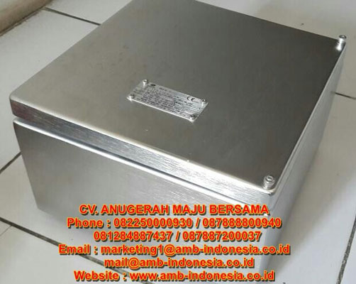 Junction Box Explosion Proof Panel
