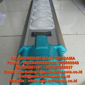 Lampu Led Explosion Proof Lighting 9w 18w 36w QINSUN BLD530 LED Ex-Proof Lighting Jakarta Indonesia