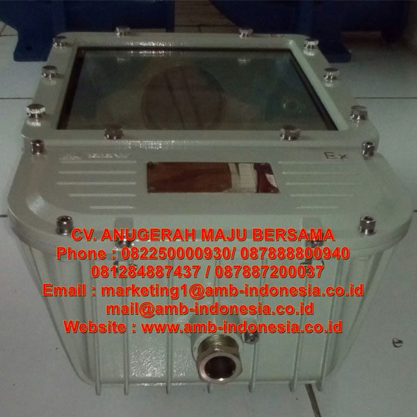 Lampu Sorot Explosion Proof HRLM BFd Series Flood Lighting