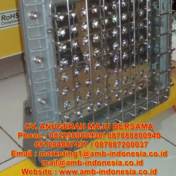 Lampu Sorot Led Explosion Proof 10w 20w 30w 40w 60w QINSUN BLD150 LED Ex-Proof Floodlight Jakarta Indonesia