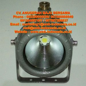 Lampu Sorot Spot Light Led Explosion Proof 5W 10W Qinsun BLD230-I LED Spot Lighting Jakarta Indonesia