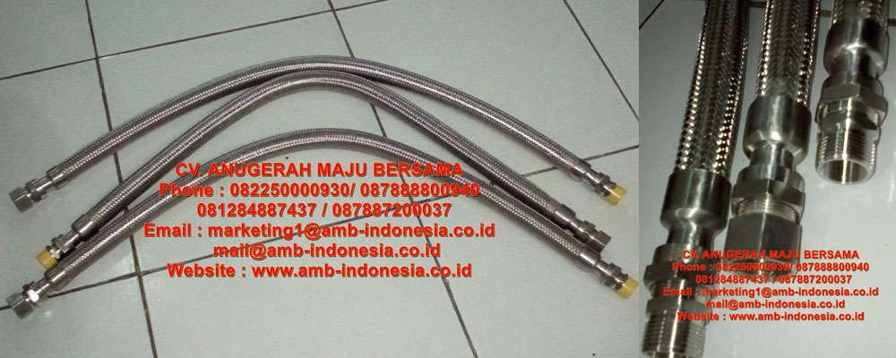 Flexible Conduit Stainless Steel 3/4 Inch