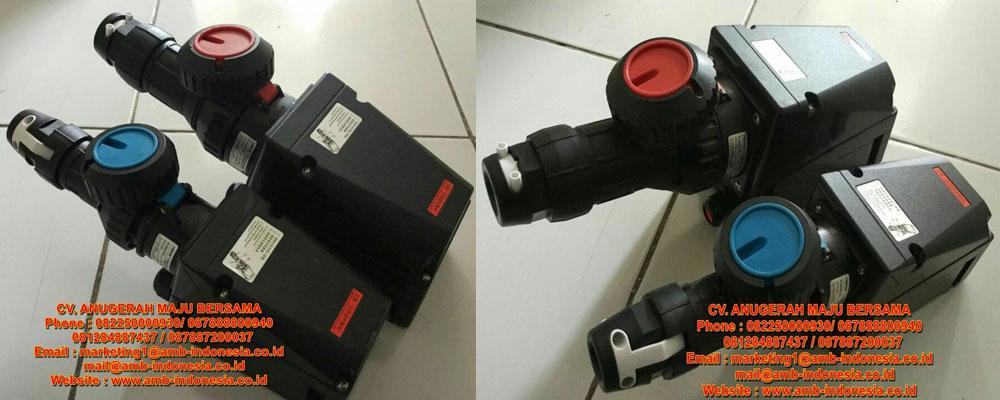 HELON BCZ8060 Series Ex-Proof Receptacle