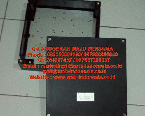 Panel Box Explosion Proof GRP Warom BXJ8050