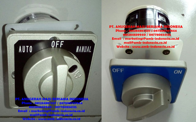 Switch Control ON/OFF Warom HK Series