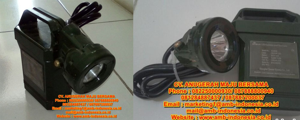 QINSUN ELM640 LED Head Lamp Lighting