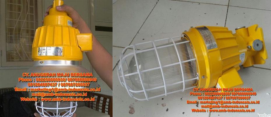 Lampu Gantung Explosion Proof 125W 250W 400W Warom BAD 61 Ex-Proof Pendant
