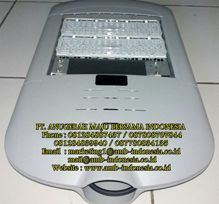 Jual Lampu PJU ( Penerangan Jalan Umum ) Weather Proof Solar Panel Qinsun
