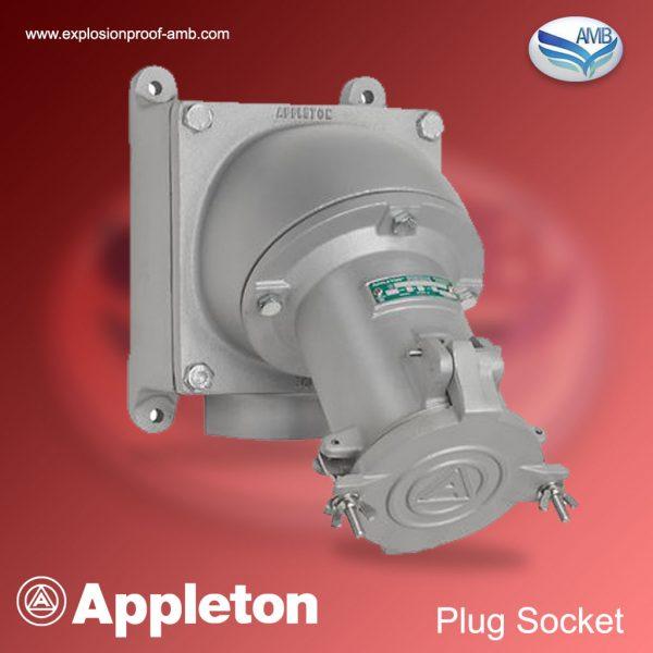 Appleton Plug Socket Explosion Proof