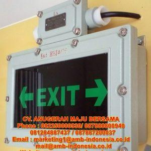 QINSUN BZD310 LED Emergency Exit Signal Lighting