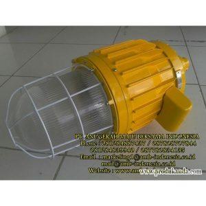 Lampu Gantung Explosion Proof 125W 250W 400W Warom BAD61 Pendant Lam