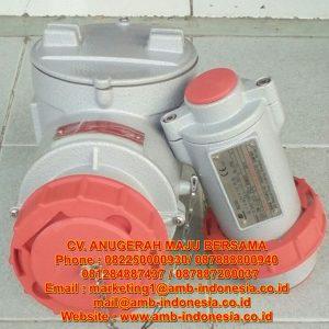 Aluminium Alloy 16A 32A 63A Warom BCZ85