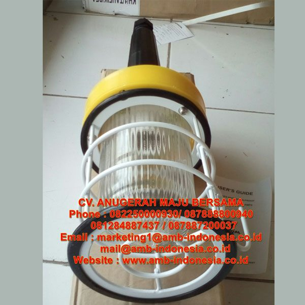 Warom BSX-60 Series Incandescent Hand Lamps