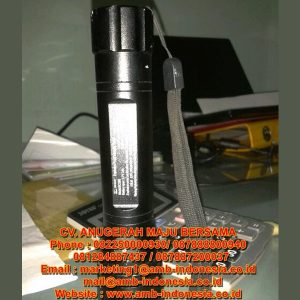 Lampu Senter Led Rechargeable Explosion Proof HRLM BCS96 LED Ex-Proof Torchlight