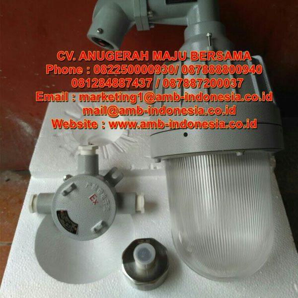 Lampu Gantung Explosion Proof HELON BAD61 - Series Ex-Proof Pendant Lamp ( II C, DIP )