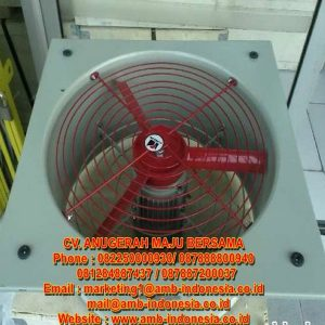 "Exhaust Fan Explosion Proof 12"" 16"" 20"""