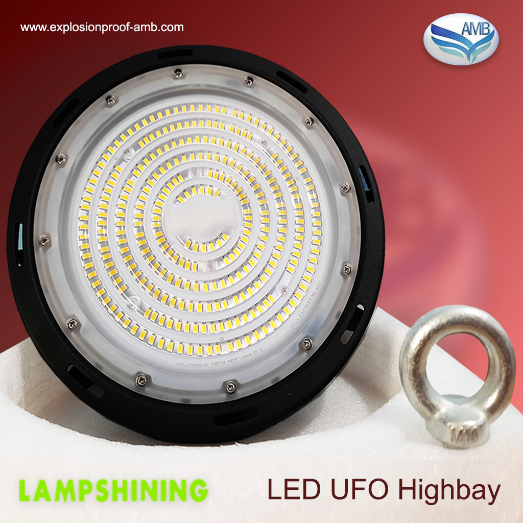 LED Highbay Explosion Proof