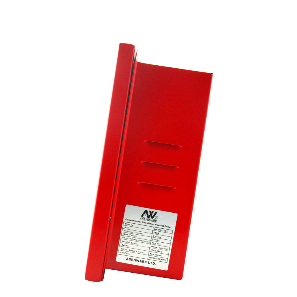 Fire Alarm Conventional 32 Zone Asenware AW-CFP2166