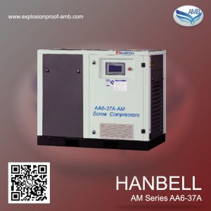 Air Screw Compressors AM Series AA6-37A