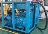 Air Screw Compressor Double Stage