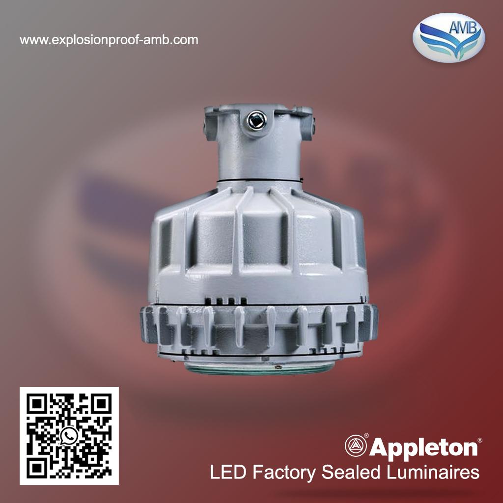 Appleton LED Factory Sealed Luminaires